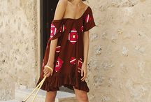 Summer travel fashion