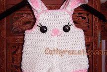 かぎ針編みドレス