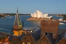Austrália e N.Zelandia