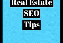 SEO Tips For Real Estate / SEO tips for real estate companies interested in improving their rank on Google, Bing, and other search engines.