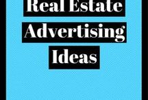 Real Estate Advertising Ideas / Digital advertising best practices for real estate  companies.  Learn how to grow your brand, get more site traffic, and establish your authority!