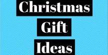 Christmas Gift Ideas / Ideas for Christmas presents.  #Christmas #ChristmasGifts #ChristmasPresents #GiftIdeas #Holidays
