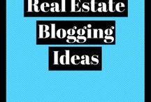 Real Estate Blogging / Real estate blogging: best topics to blog about, examples of best real estate blog posts, and creative ways to grow your real estate blog's audience.