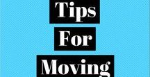 Moving / How to pack up and move in the most efficient way.