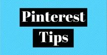 Pinterest Tips / How to use Pinterest to increase site traffic