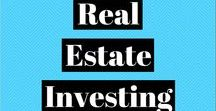 Real Estate Investing / Tips for investing in real estate.  #RealEstateInvesting #RealEstate #ROI #InvestmentProperty