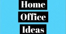 Home Office Ideas / Home office ideas: setup, decorations, and more!  #HomeOffice #HomeDecor #Furniture #HomeOfficeIdeas #Workspace #Business