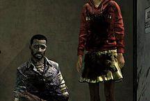 Zombie apocalypse/The Walking Dead