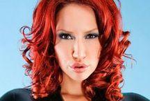 Bianca Beauchamp / Amazing latex model Bianca Beauchamp