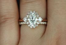 Glamour / Diamonds are a girl's best friend.