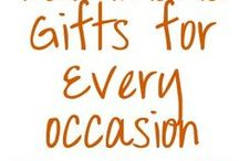 Gifts to make / by Sarah Schaedel