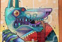 Street Art / by Regan Haines