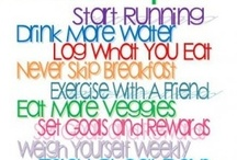 Fitness Inspiration..... hopefully! / by Sarah Schaedel
