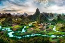 Exotic Dream Destinations / by Tours4Fun