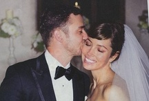 Mr. & Mrs. Timberlake-Biel / Board dedicated to an awesome couple:) / by Karen Perez