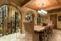 Wine Cellars / Learning about wine isn't an event.   It's a lifelong journey!