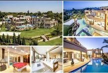Hot House of the week / Stunning. Amazing. Gorgeous. Extravagant. Extraordinary. Dream home.
