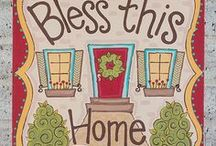 No Place Like Home / by Sherrel Dawson