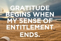 Attitude of Gratitude / I'VE SWITCHED! Keep the inspiration going- join me over on my Flights of Delight blog Pinterest page here: http://www.pinterest.com/flightsdelight / by Stacy Sheckell