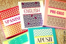 College & Organization Ideas / A guide to everyone starting/continuing college:)  / by Karen Perez
