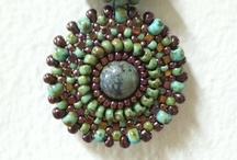 B-did Pendant 2 / by I'm Loving Beads Nancy Gound