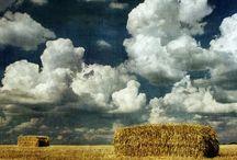 Clouds / Magische wolken!
