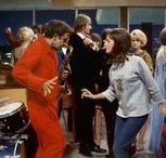 """The Party (Blake Edwards, 1968) ♦ / Board dédiée au film de Blake Edwards """"The Party"""", film qui a inspiré Novoceram pour son stand lors du Cersaie 2013. Vous y retrouverez les images du film, de Peter Sellers & Claudine Longet..."""