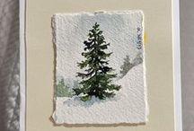 Christmas DIY Cards / by Sarah Schaedel