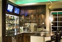 Home Bar / Where better to relax than in your own bar at home?!