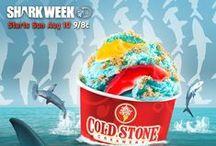 Celebrate Shark Week / by Cold Stone Creamery