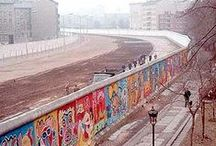 Berlin Wall / Berlin Wall Art/stories / by Jeanne