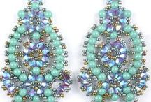 aB-did Earrings 3 / by I'm Loving Beads Nancy Gound