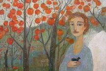 Artist - Galya Popova / by Jeanne Medina