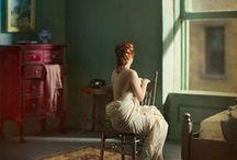 Artist - Edward Hopper / by Jeanne Medina