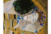 Artist - Gustav Klimt / by Jeanne Medina