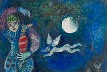 Artist - Marc Chagall / by Jeanne Medina