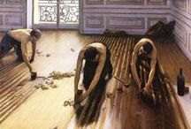 Artist -  Gustave Caillebotte / by Jeanne Medina
