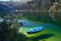 Drifting4Fun / Paddling, kayaking, rowing, or just drifting in the dreamy water of your love. / by Tours4Fun