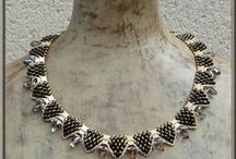 aB-did Necklace with Superduo / by I'm Loving Beads Nancy Gound