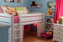 Kids room / Kids room decorating ideas, costs, step-by-step plans, tips and other helpful information!