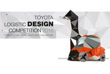 Toyota Logistic Design Competition / student design competition tldc.toyota-forklifts.eu