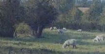 Paint- Pastoral scenes