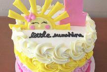 Nora's 1st Birthday