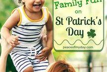 St Patricks Day Family Fun Ideas