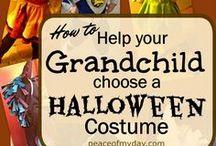 Halloween / DIY, Costumes, Decor, Food, & Ideas