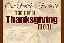 Thanksgiving / Fall / Recipes, Decorations, Family, Activities, Crafts, DIY, & ideas