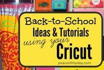 Back to School / Teacher, Student, Gifts, DIY
