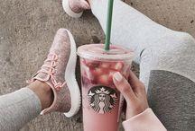 - Starbucks -