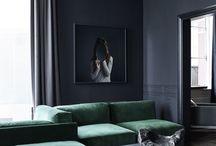 Living room Dark