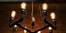 Daddy's Pipes. Portfolio / Дизайнерские мебель, светильники и предметы интерьера в модных стилях #лофт, #индастриал и #симпанк НА ЗАКАЗ. ... Designer furniture, fixtures and furnishings in a fashionable style #loft #simpank #industrial and DELIVER.
